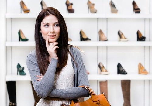 Elige un calzado cómodo