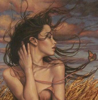 mujer-con-el-pelo-suelto