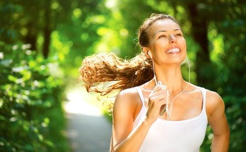 Haz ejercicio constante