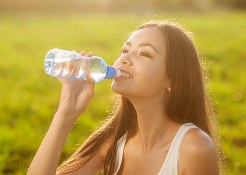 Incrementar el consumo de agua