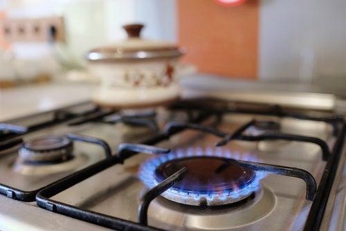 La estufa y el horno