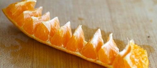 peler orange
