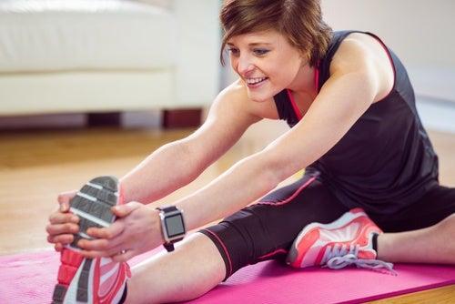 Prueba una rutina de ejercicio corta
