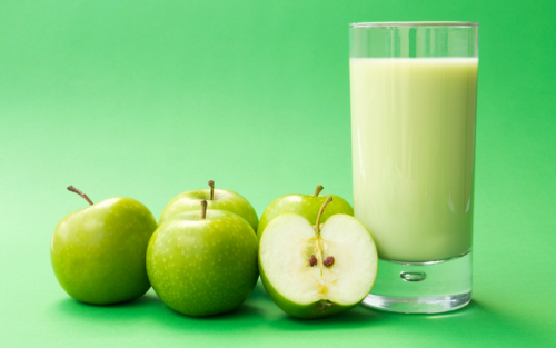 batido-de-manzana-verde