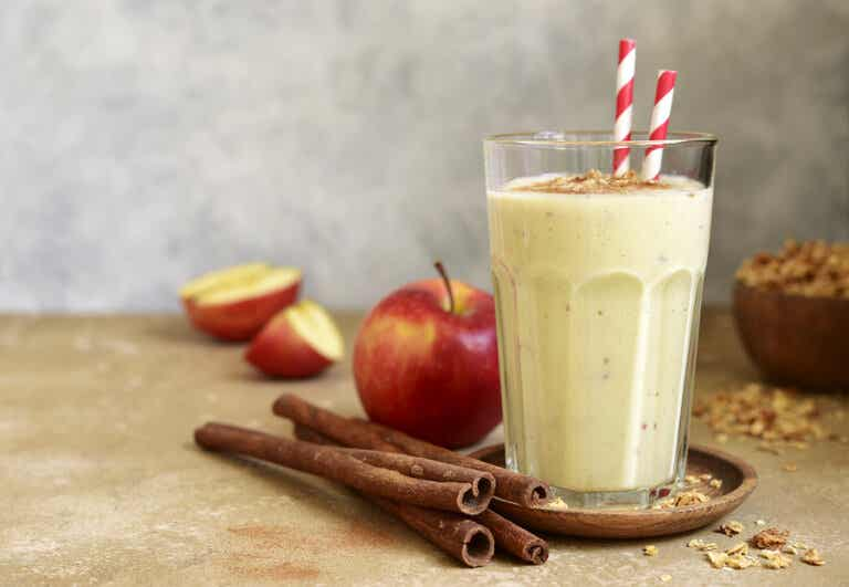 Regula las bacterias del intestino con este remedio de manzana