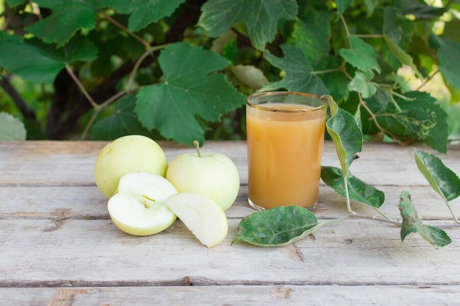 ¿Cómo preparar este remedio de manzana?