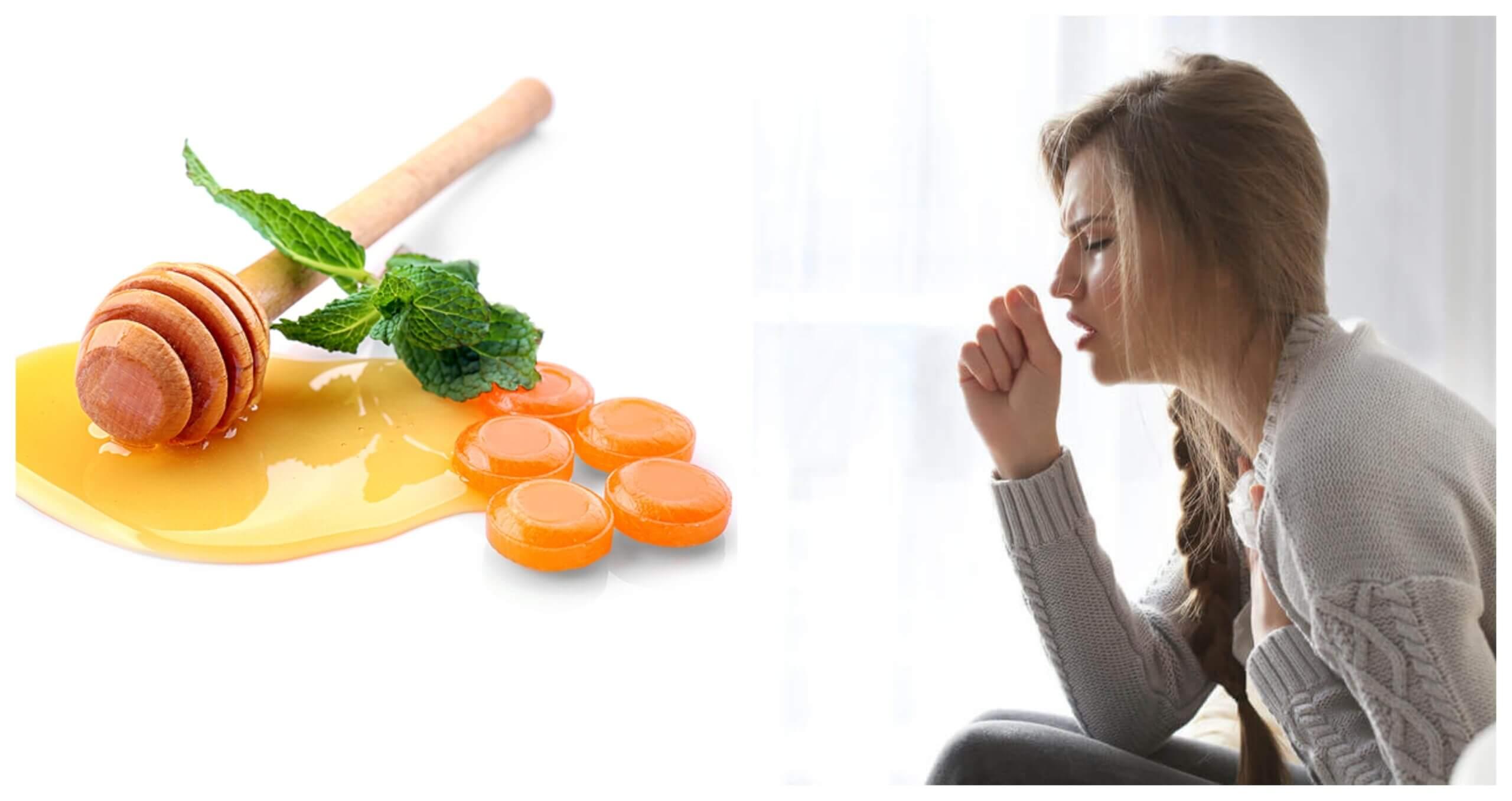 Cómo preparar tus propios caramelos de miel y limón para tratar la tos