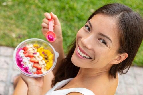 14 alimentos antiedad