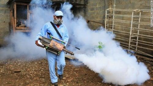 controlar el mosquito