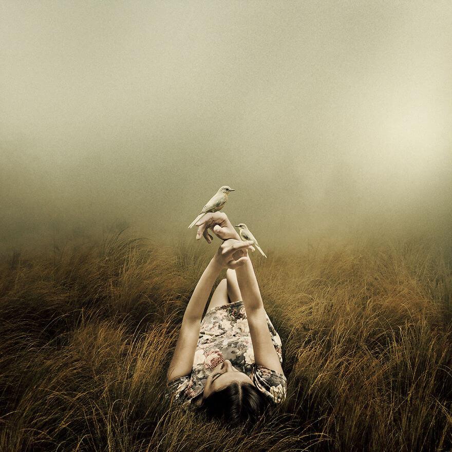 Soledad nos sentimos solos