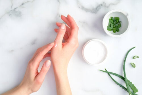Tratamiento natural con aloe vera para la psoriasis