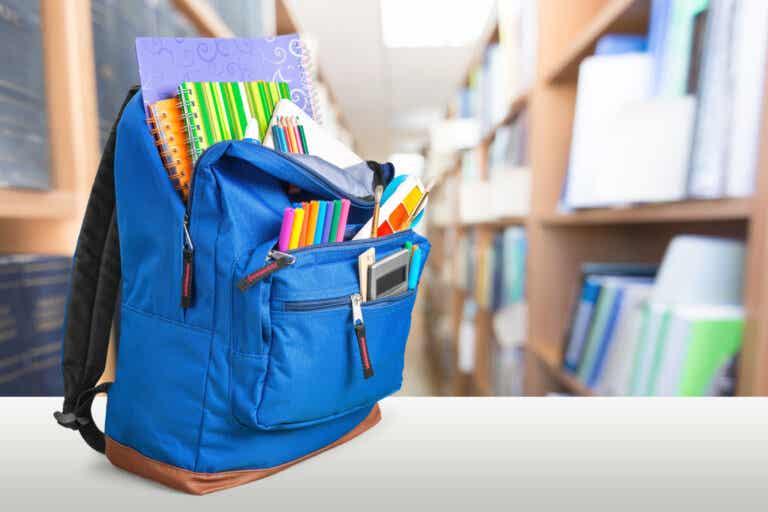 Cuando los bolsos y mochilas afectan a la salud