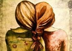 Mujeres unidas por su cabello