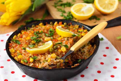 Deliciosa receta para preparar paella