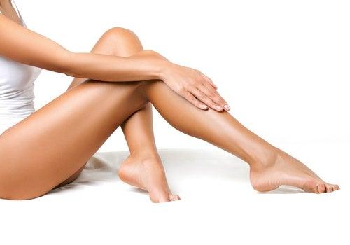 piernas bonitas sin flacidez