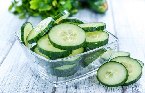 8 alimentos que ayudan a la hidratación