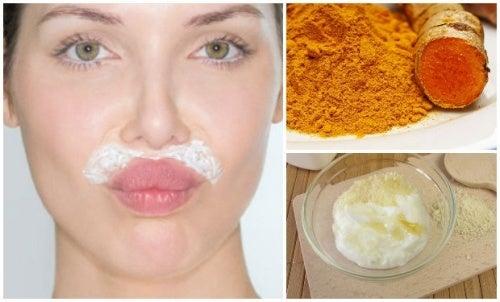 cremas para adelgazar el vello facial