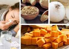 10 alimentos que deberías comer cuando tienes un resfriado