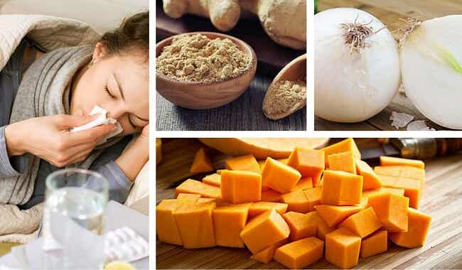 10 alimentos que deberías comer para curar un resfriado