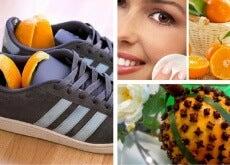 10 maneras creativas de reutilizar la cáscara de naranja%0A