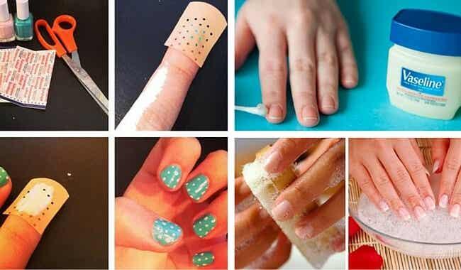 12 tips para pintarte las uñas que te harán esta tarea mucho más sencilla