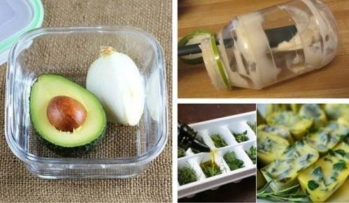 14 brillantes trucos de cocina que te ayudarán a evitar el desperdicio de alimentos