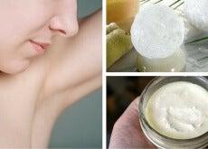 6 desodorantes naturales que puedes preparar en casa
