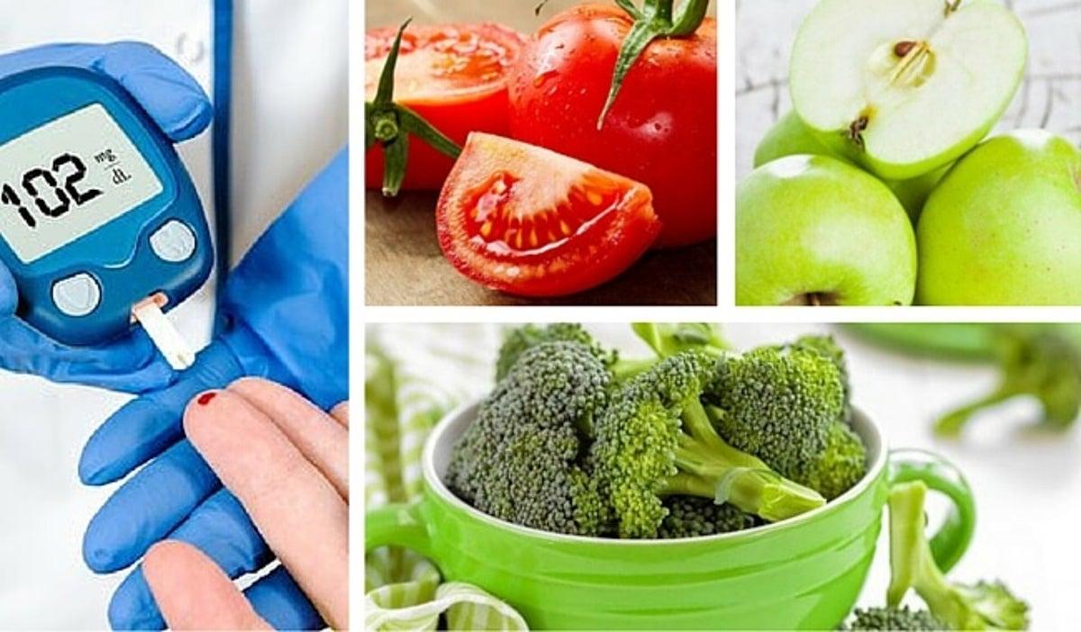 dieta para glicemia y colesterol alto