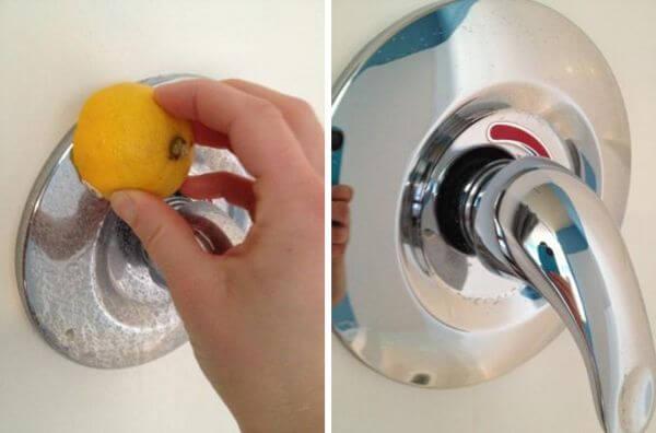 7 trucos para limpiar los grifos de tu hogar de forma natural