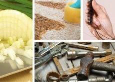 8 usos alternativos que le puedes dar a la cebolla en tu hogar