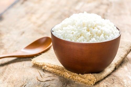 Cómo preparar queso de arroz
