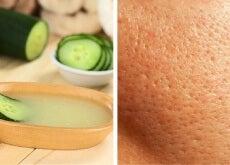 Cómo preparar una mascarilla casera para cerrar los poros con ingredientes naturales%0A