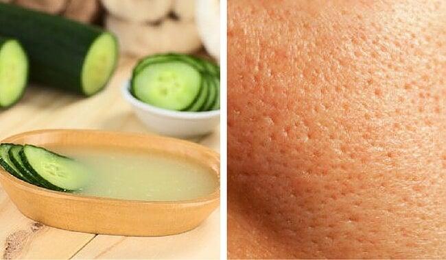 Cómo preparar una mascarilla casera para cerrar los poros con ingredientes naturales