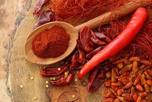 Chiles para acelerar tu metabolismo