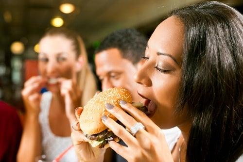 Comer fuera de casa
