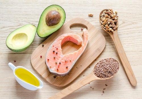 Las grasas saludables deben formar parte de una dieta para tonificar