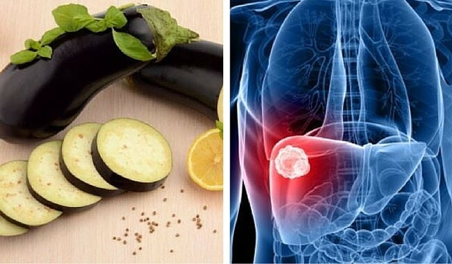 El consumo de berenjena nos protege frente al cáncer de hígado