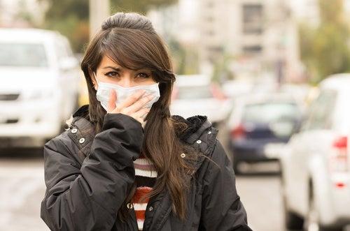 Estar expuestos a ambientes contaminados
