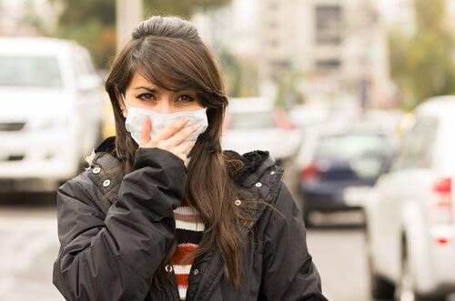 Las consecuencias de la contaminación ambiental en el cuerpo