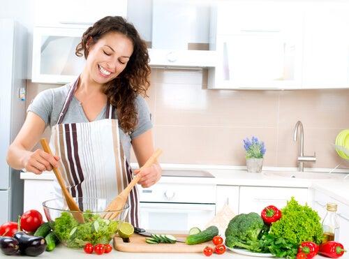 6 buenos hábitos te que harán mejorar la forma de comer
