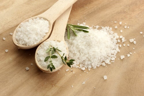 Evitar el consumo excesivo de sal