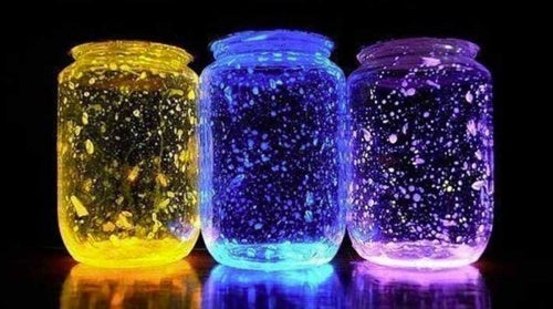 Diseña frascos luminosos para decorar habitaciones