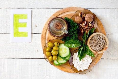 Incrementar el consumo de vitamina E