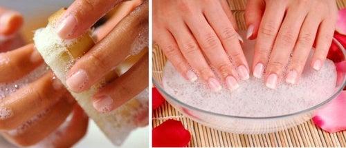 Lavar-uñas