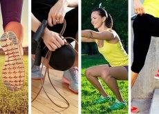 Los 6 ejercicios que más calorías te ayudan a quemar