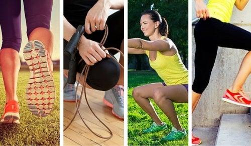 Quemar calorías sin ejercicios intensos