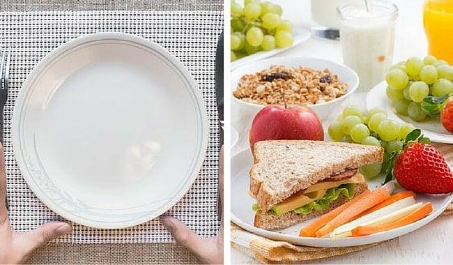 Los 6 errores que te impiden disfrutar un desayuno saludable
