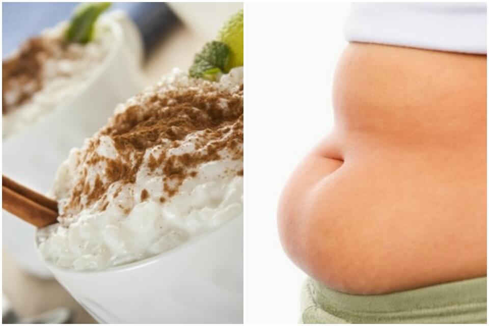 ¿Sabías que puedes adelgazar con el arroz con leche?