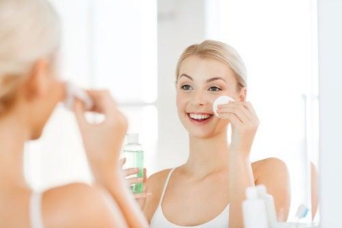 Tratamiento contra las manchas en la piel