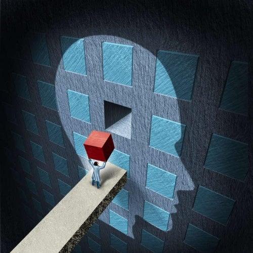 Imagen de una cabeza simbolizando la memoria